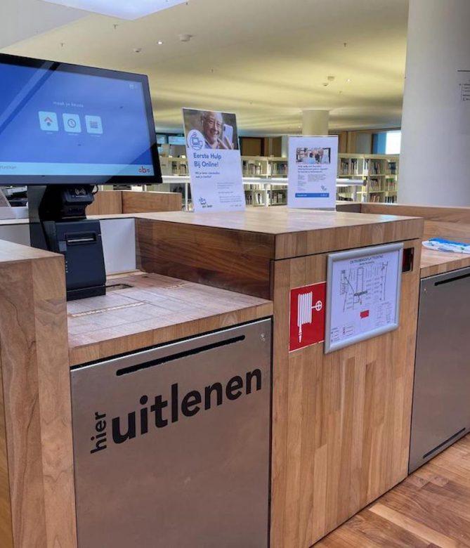 Bibliotheek Amsterdam – selfservice