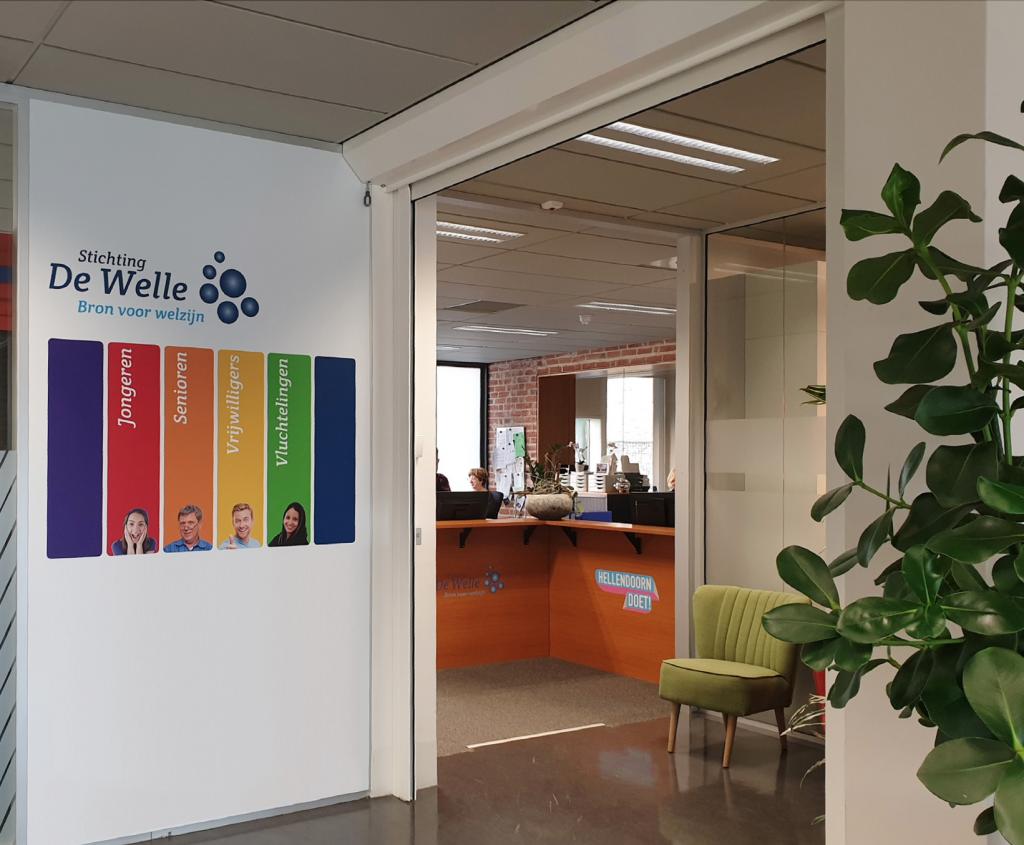 Cloudwerkplek Stichting de Welle